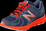 New Balance - W690BO3 Navy/Orange