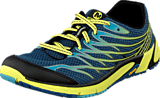 Merrell - Bare Access 4 Tahoe Blue/Sunny Yellow