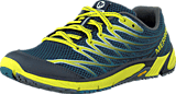 Merrell - Bare Access 4 Dragonfly/Bright Yellow