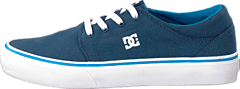 DC Shoes - Kids Trase Tx Shoe Navy/Bright Blue