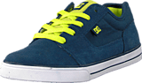 DC Shoes - Kids Tonik Shoe Navy