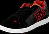 DC Shoes - Kids Net Se Shoe Black/Red/White