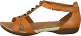 Clarks - Raffi Scent Tan Leather