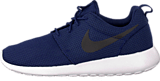 Nike - Nike Roshe Run Midnight Navy/Black-White