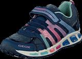 Geox - J Shuttle Girl Navy