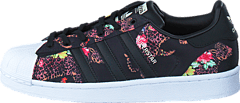 adidas Originals - Superstar W Core Black/Black/Off White