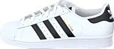 adidas Originals - Superstar Jr White/Black