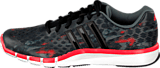 adidas Sport Performance - Adipure 360.2 Primo Dark Grey/Black/Solar Red