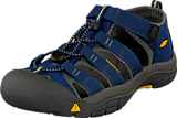 Keen - Newport H2 Youth Blue Depths/Gargoyle