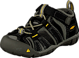 Keen - Seacamp II Cnx Infant Black/Yellow