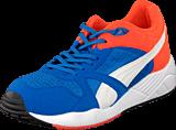 Puma - Xs 500 Jr Strong Blue-White-Nasturtium