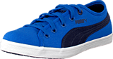 Puma - Elsu F Canvas Jr Strong Blue-Peacoat