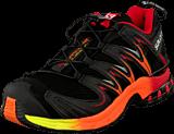 Salomon - Xa Pro 3D-10Y Ltd Ed Black/Rd/Gecko Gree