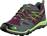 The North Face - W  Hedgehog Fastpack Lite Gtx Black Currant Purple/Green