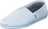 Toms - Seasonal Classics Optic White Canvas