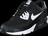 Nike - Wmns Air Max 90 Essential Black/White-Metallic Silver