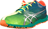 Asics - Piranha Sp 5 Flash Yellow/Silver/Blue