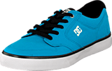DC Shoes - Nyjah Vulc Tx  Shoe Kids Turquoise/Black