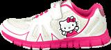 Hello Kitty - 410331 White/Fuxia