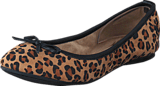 Butterfly Twists - CLEO TAN LEOPARD
