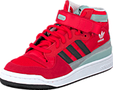adidas Originals - Forum Mid Rs Winterized Tomato/Core Black/Ftwr White