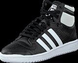 adidas Originals - Top Ten Hi W Core Black/White
