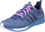 adidas Sport Performance - Adizero Feather Boost W Super Purple/Prism Blue