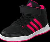 adidas Sport Performance - Jan Bs 2 Mid C Core Black/Shock Pink/White