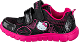 Hello Kitty - 432960 Black/Fuxia