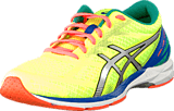 Asics - Gel Ds Racer 10 Yellow/Blue/White/Silver
