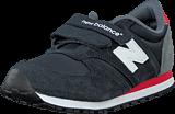 New Balance - KE420NVY Navy/Red