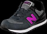 New Balance - WL574WTB Grey/Black