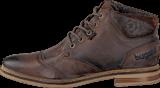Bugatti - 06F7535 Dark Brown/ Leather