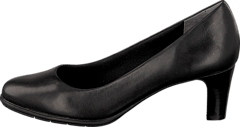 Rockport - Total Motion 60Mm Heel Black Burn Calf