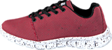 Oill - Blurred Signature Shoe Girl Bordeaux