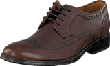 Clarks - Kolby Limit Brown Leather