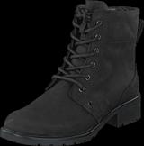 Clarks - Orinoco Spice Black Leather