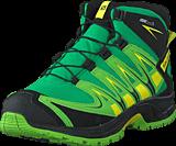 Salomon - Xa Pro 3D Mid CSWP J Gr/Tonic Green