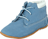 Timberland - Crib Bt W/Hat C9681R Blue