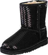 UGG Australia - Cl. Short Sparkle Black