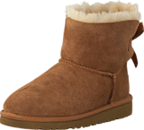 UGG - K Mini Bailey Bow Chestnut