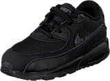 Nike - Nike Air Max 90 Mesh (Td) Black/Black-Cool Grey