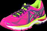 Asics - GT-2000 3 Lite-Show T550Q-3593 Pink/Yellow