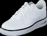 Nike - Air Force 1 White/White