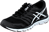 Asics - Gel-Zaraca 4 Black/White/Silver
