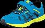Salming - Salming Speed Shoe Kids Cyan Blue