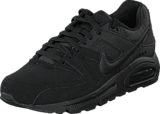 Nike - Nike Air Max Command Leather Black/Black-Anthracite