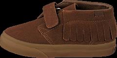 Vans - Chukka V Moc (Suede) bison