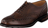 Loake - Cumbria Dark Brown Burnished Calf