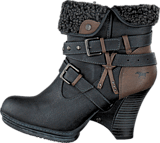 Mustang - 1107604 Women's Boots (fur) Graphite